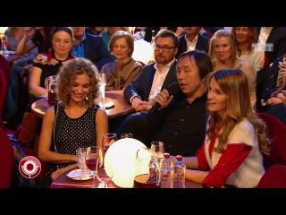 Кристина Асмус и Женя Малахова в Comedy Club