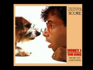 Honey, I Shrunk The Kids Soundtrack--Track 1 Main Title