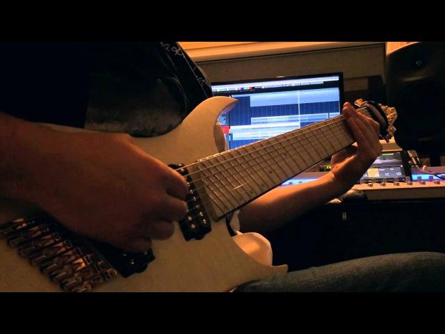 Owl City - Fireflies (metal cover/JamUp Pro demo)