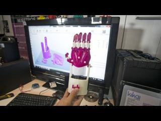 Новости - 3D-технологии активно захватывают мир