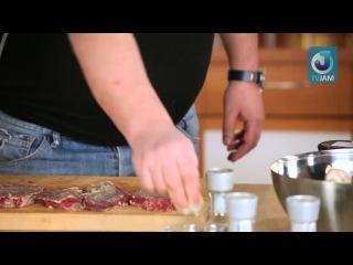 Рецепт Сержа Марковича: медальоны из говяжьей вырезки