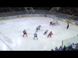 КХЛ (Континентальная хоккейная лига) - Моменты из матчей КХЛ сезона 14/15 - Лучшие моменты первого п