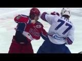 КХЛ  - Хайлайты 2014 2015 - ЦСКА - СКА 2:6 / Запад, Финал, В серии 3:2 03.04