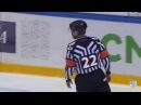 Удаление. Антон Бурдасов (СКА) оштрафован на две минуты за удар клюшкой 03.04