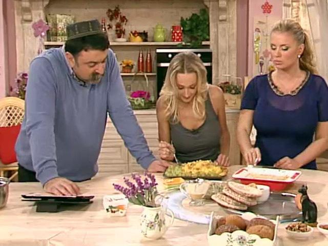 Барышня и кулинар - Красноморский обед
