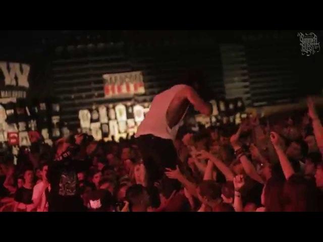 Thy Art Is Murder - Summerblast 2015 (Official HD Live Video)