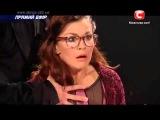 Илья Падзина и Аня Николенко - Танцуют Все 7 - Первый Прямой Эфир (05.12.2014)