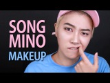WINNER Song MINO Inspired Makeup Макияж Мино