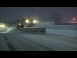 2202014 Twin Cities Metro Area Evening Winter Storm B-Roll