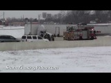 1162014 Indianapolis Surprise Snow &amp Jack-Knife Semi