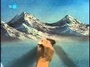 Боб Росс - Учимся рисовать величественные горы (18 сезон)
