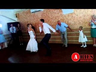 Постановка першого весільного танцю від DANCE STUDIO ARIES Сhoreography by Tatiana Panchyshyn