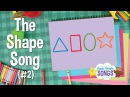 The Shape Song 2 | Super Simple Songs