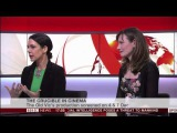 Yael Farber and Anna Madeley on BBC News