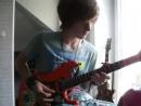 Tim Brudi - Playing guitar (Bass)