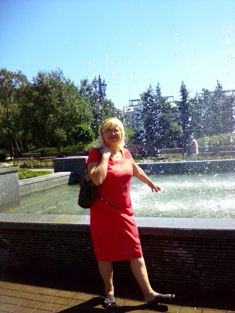 Марина Зубченко, Шахтерск - фото №16