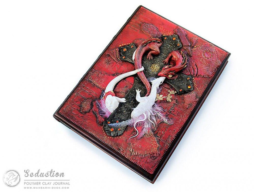 Объемная обложка для книги