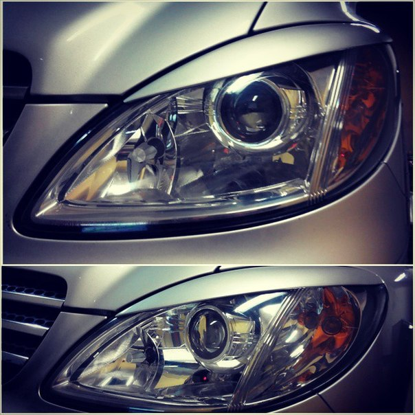 Mercedes Vito 639 + G5