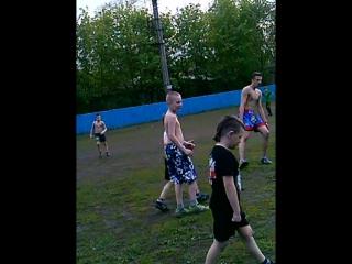 флешмоб голых мальчиков
