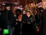НТВ: Леди Гага в России (Санкт-Петербург)