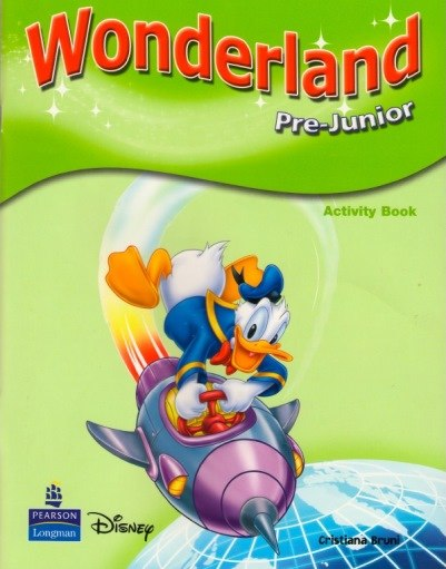 Wonderland pre-junior pupil s book скачать.