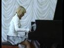 2010g Godovoy kontsert Shopen Noktyurn