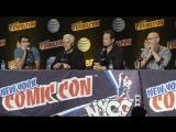 THE X-FILES - New York Comic Con- The Mythology - FOX BROADCASTING