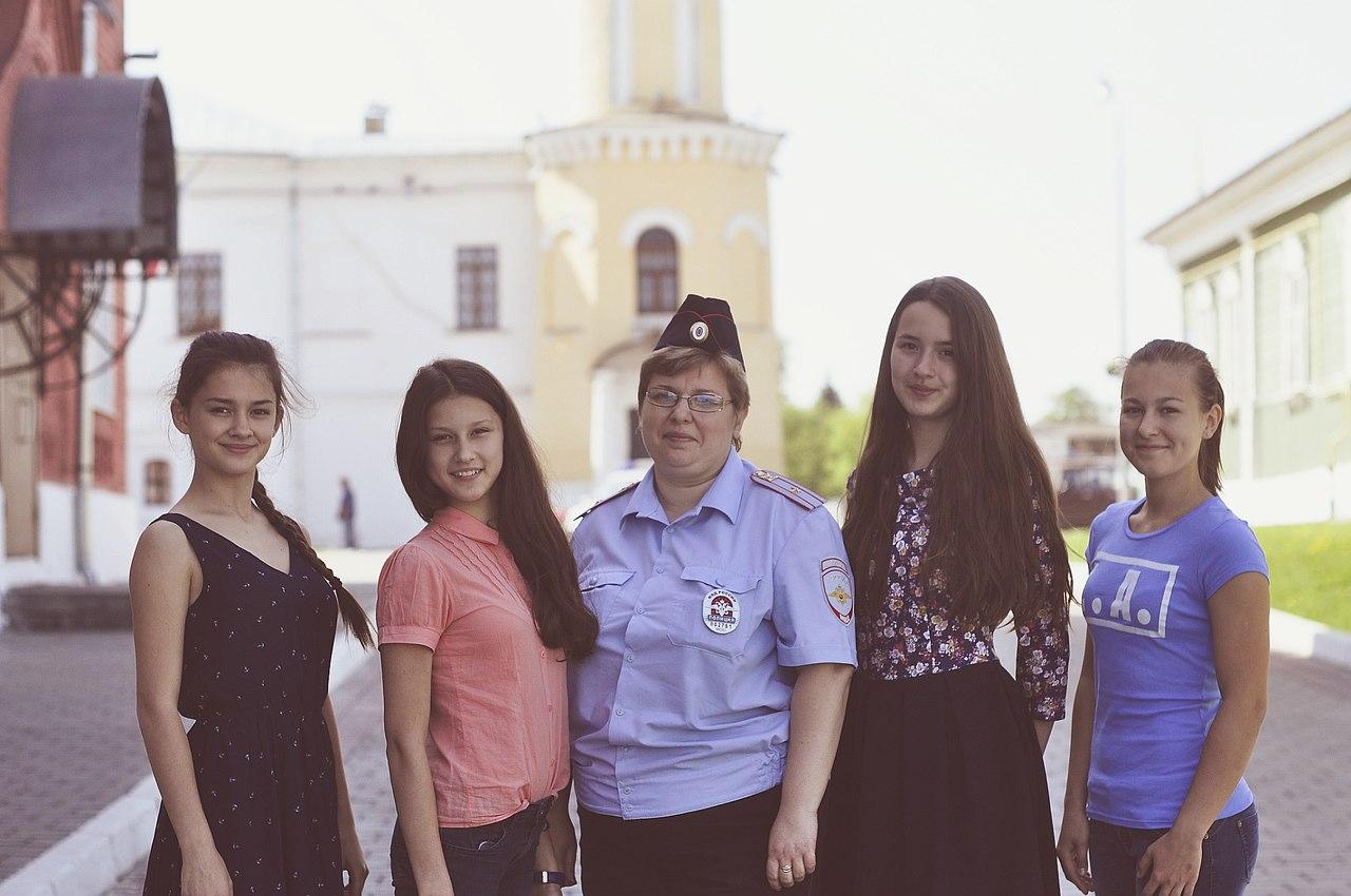 Новости Коломны   Ангелы в погонах Фото (Коломна)   predpriyatiya organizatsii kolomnyi