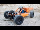 LEGO Spark Raid Buggy with Sbrick by Sheepo