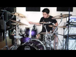 Wilfred Ho - Periphery - Rainbow Gravity Drum Cover