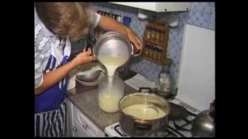 Соя Рецепт 1 Молоко на домашней кухне