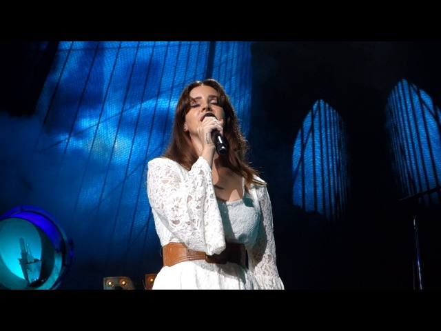 Lana Del Rey (Live) - Brooklyn Baby (Endless Summer Tour) - Xfinity Center