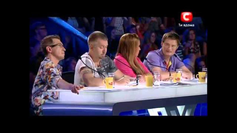 Х-фактор-3 - Роман Шудренко - будущий победитель
