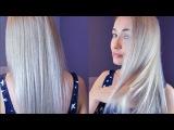 Окрашивание пепельный БЛОНД. Revlon Revlonissimo Colorsmetique Super Blondes 1022 и 1011