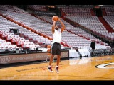 Dwyane Wade teaching movement tricks .HD