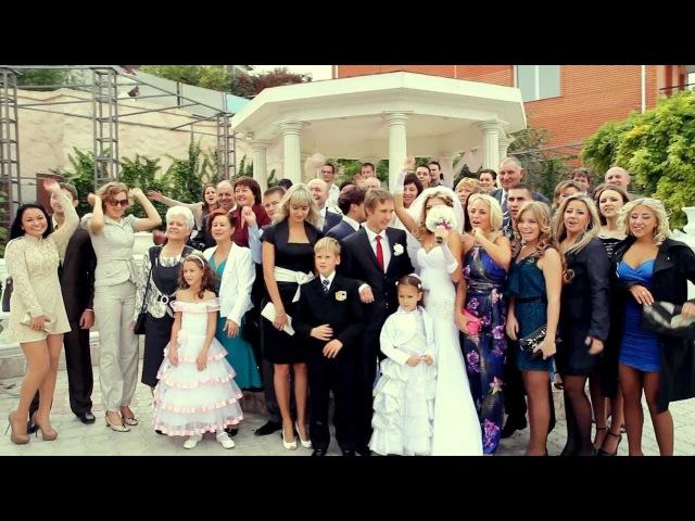 The coolest wedding ever / Самая отрывная свадьба!