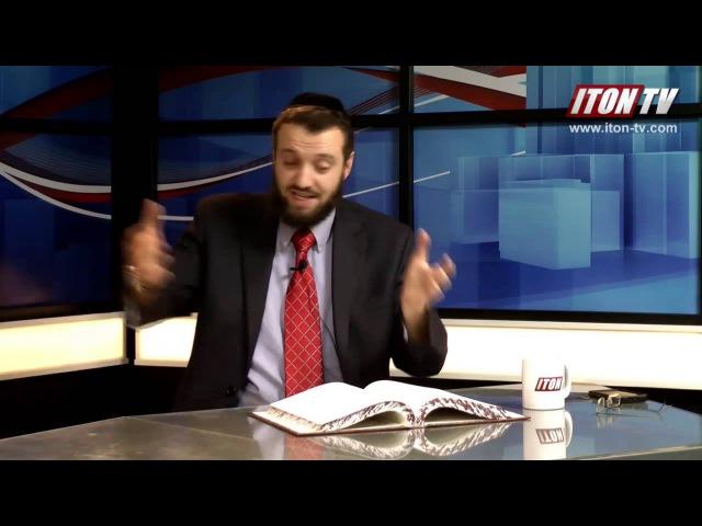 Рав Финкель: Правда о том, почему евреи распяли Христа