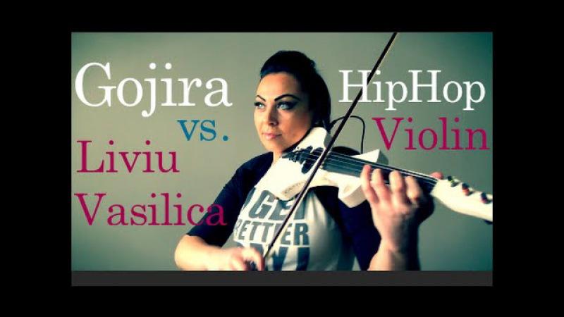 Gojira Liviu Vasilica - Fir-ai tu sa fii de murg (Cristina Kiseleff Vioara Robot Armasar Cover)