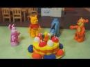 Видео для детей. Дисней Торт для Винни Пуха