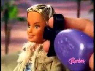 Кукла Барби с набором для ПРОКАЛЫВАНИЯ УШЕЙ