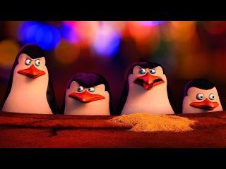 Пингвины из Мадагаскара (2014) | Трейлер
