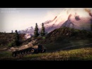WORLD OF TANKS NEW PC GRAPHICS in 4K, 60 FPS Железный Капут DRZJ Edition wot-vod