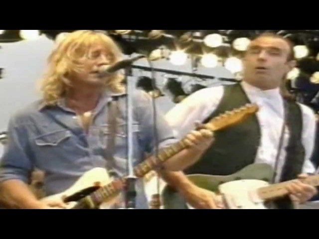 Status Quo Roadhouse Medley Full version Live Alive Quo HD