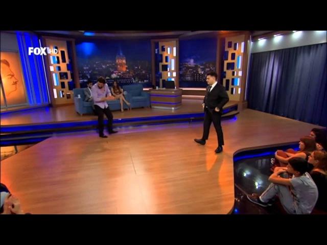 Ali Biçim Show - Hilmi Cem İntepe Vs. Ali Biçim (Dans Düellosu)