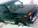 Lada 2121 Снег snow Нива бронто рысь тестирование