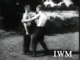 Бой без оружия (Дефендо). Учебный фильм. 1941 г.