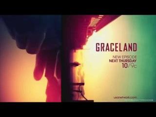 Graceland / Грейсленд 3x06 серия Промо на русском