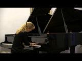И.С.Бах - Ф.Бузони Органная хоральная прелюдия f-moll