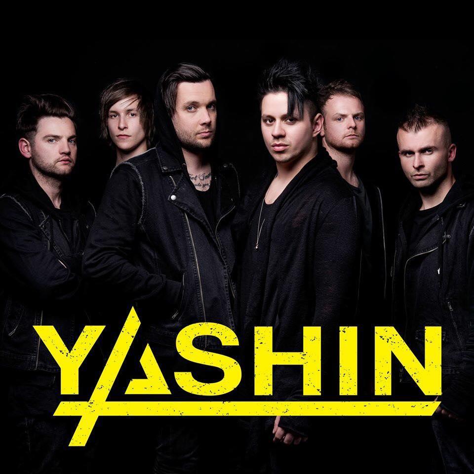 Yashin – D.E.A.D. [single] (2015)