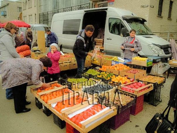 В станице Зеленчукской прошла ежегодная сельскохозяйственная ярмарка